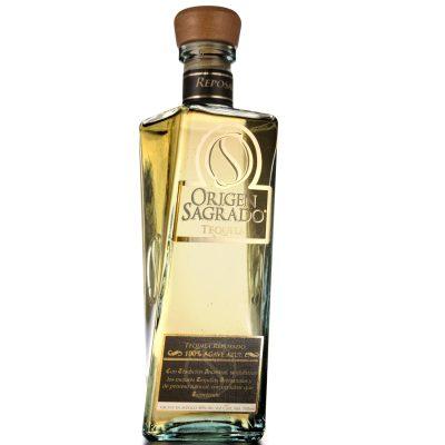 guter mexikanischer Tequila Reposado aus 100% Agave von Origen Sagrado