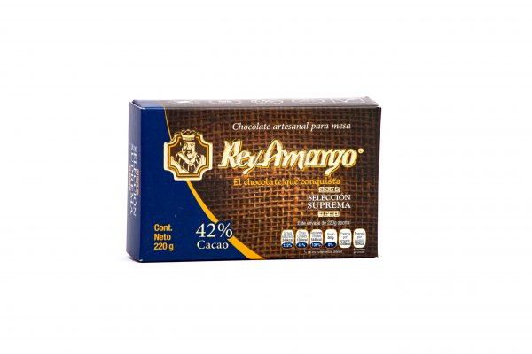 Rey Amargo Trinkschokolade 42% Kakao