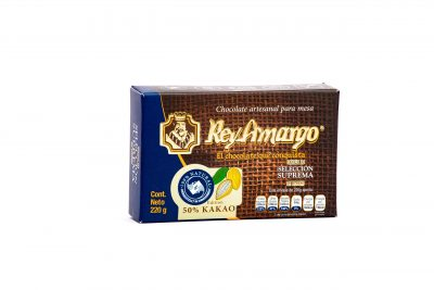 Rey Amargo Trinkschokolade 50% Kakao