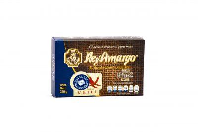 Rey Amargo Trinkschokolade Chili