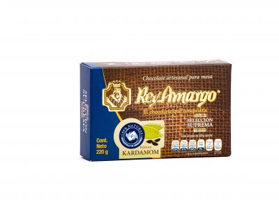 Rey Amargo Trinkschokolade Kardamom