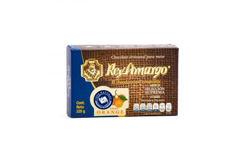 Rey Amargo Trinkschokolade Orange