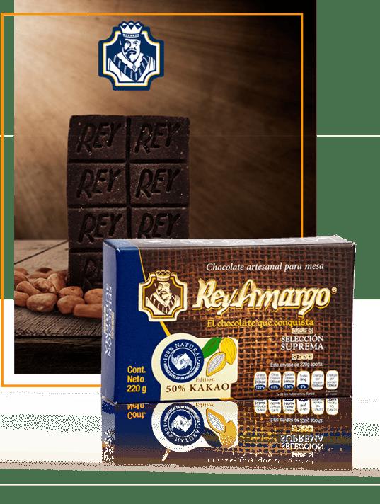 original mexikanische Trinkschokolade von Rey Amargo