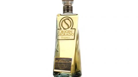 Tequila Origen Sagrado Reposado 40% Vol. 100% Agave Azul, 0,7L
