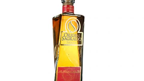 Tequila Origen Sagrado Añejo 40% Vol.100% Agave Azul, 0,7L