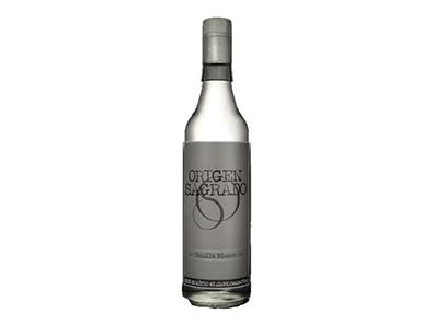 guter mexikanischer Tequila Blanco Mixto von Origen Sagrado