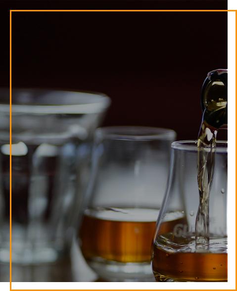 Tequila Añejo Glas