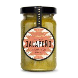 eine leckere Salsa de Jalapeno von Yolotl