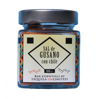 mexikanisches Raupensalz Sal de Gusano