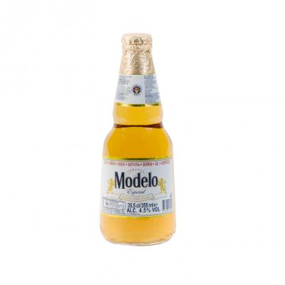 gutes mexikanisches Bier von Modelo