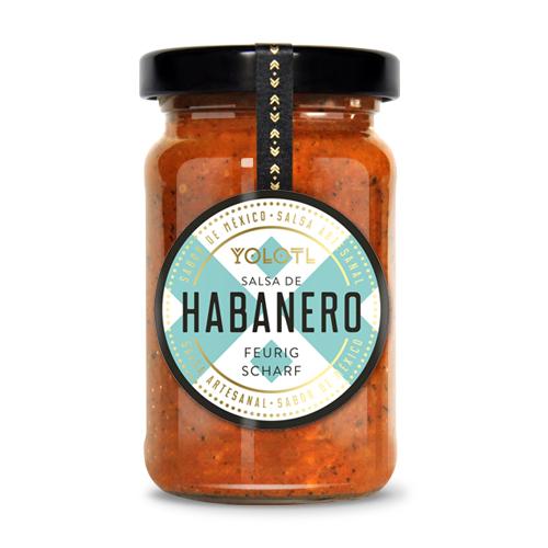 leckere Salsa de Habanero von Yolotl