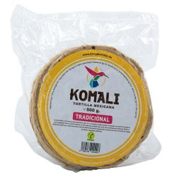 Gelbe Maistortillas, Komali, Ø15 cm