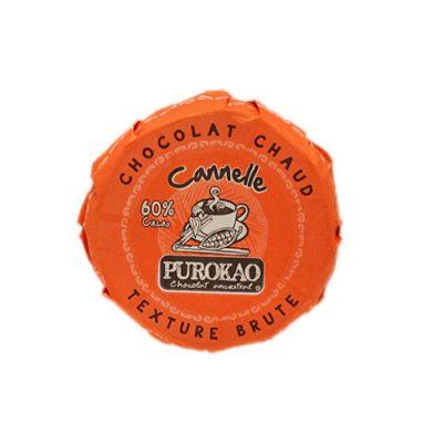 Purokao Trinkschokolade mit Zimt