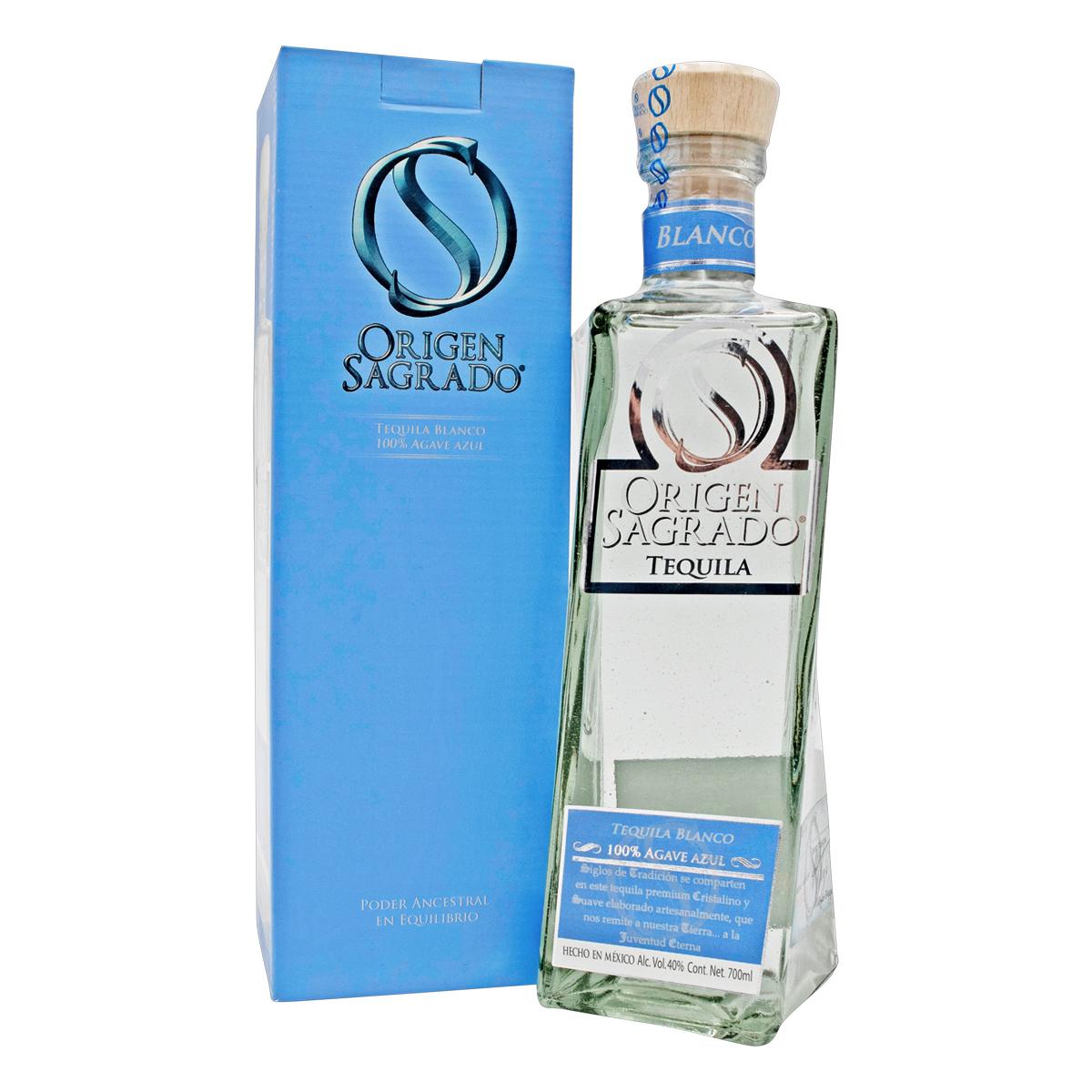 Sammlerstück! Origen Sagrado - Tequila Blanco