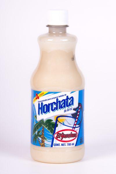 mexikanische Reismilch als Konzentrat für 4 Liter