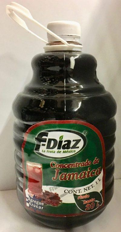 1 L Konzentrat für bis zu 20 Liter Saft