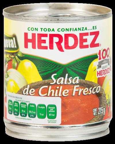fruchtig pikante rote Salsa aus Mexiko