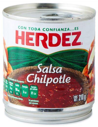pikante Sauce mit Raucharoma der Chipotlechilis aus Mexiko
