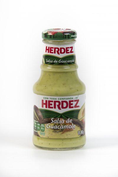 fruchtig milde Guacamole Salsa aus Mexiko