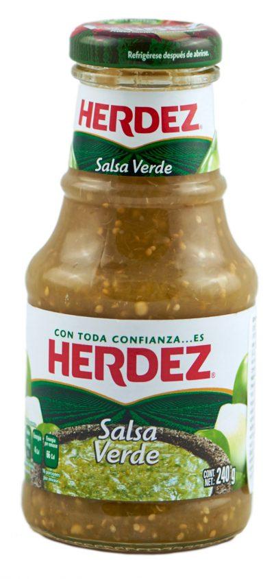 fruchtig milde grüne Salsa aus Mexiko