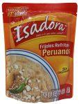 fritiertes peruanisches Bohnenmus