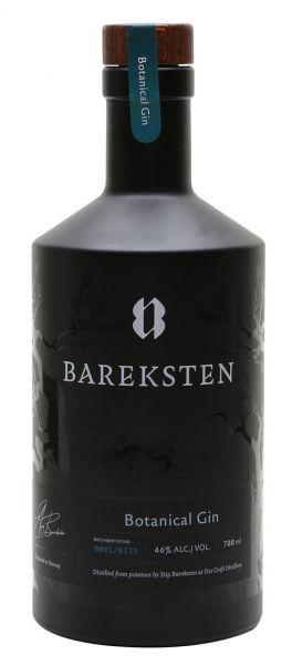 Ein kraftvoller norwegischer Gin