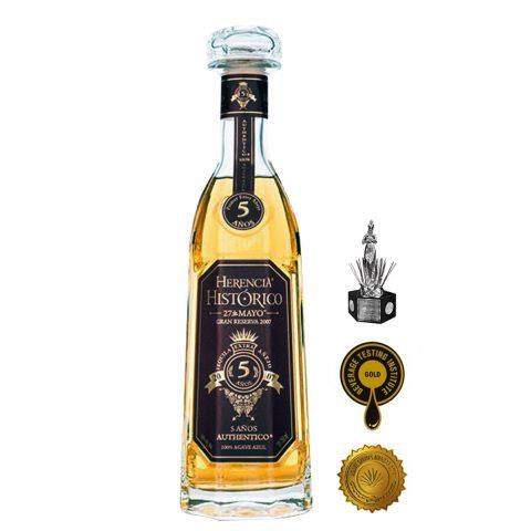 Herencia Histórico Tequila Extra Añejo | 5 Jahre 38% (1 x 0.7 l)