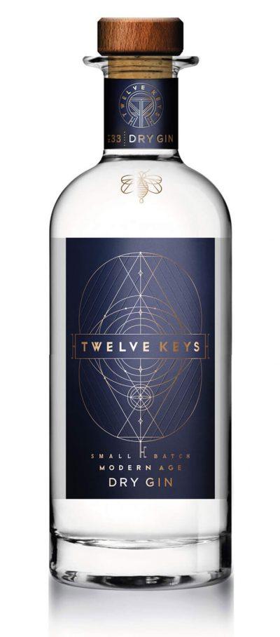 Spannender london dry gin mit 12 Botanicals
