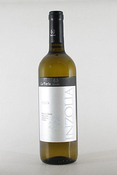 Italienischer Weißwein aus Sizilien