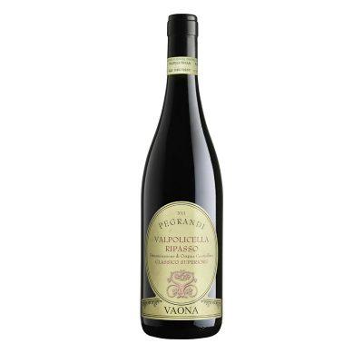 toller italienischer Rotwein aus Paverno