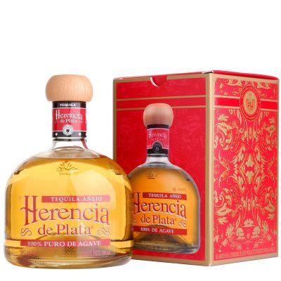 Herencia de Plata - Premium Tequila Añejo
