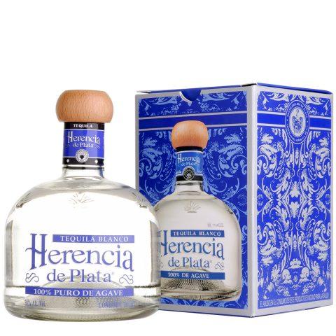 Herencia de Plata Blanco Tequila 38% (1 x 0.7 l)