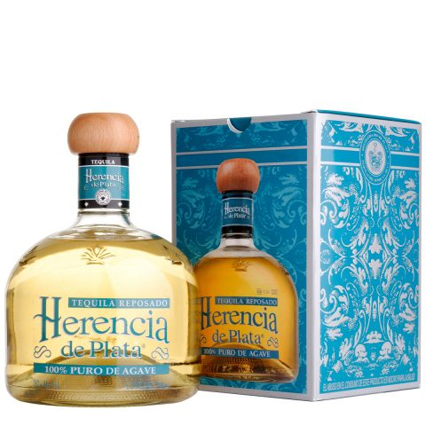 Herencia de Plata Reposado Tequila 38% (1 x 0.7 l)