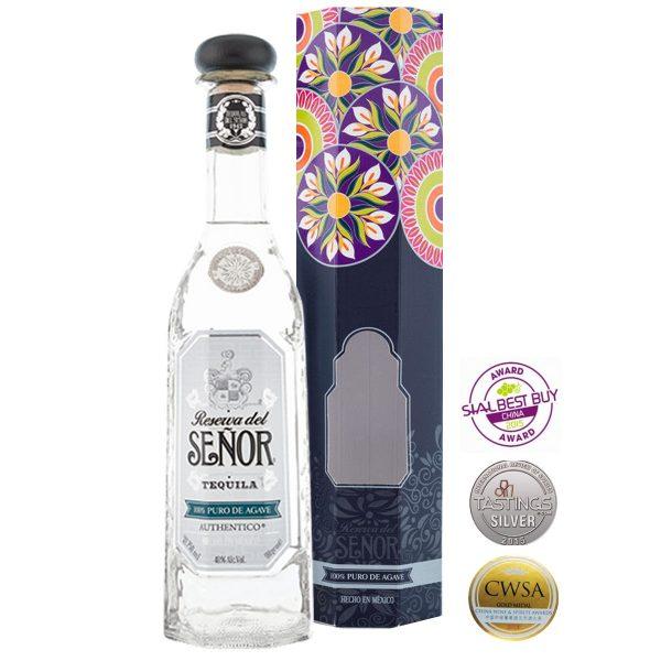 Reserva del Señor - Tequila Blanc