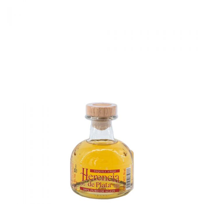 Herencia de Plata Tequila Añejo