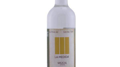 La Medida Mezcal Joven, Tepeztate
