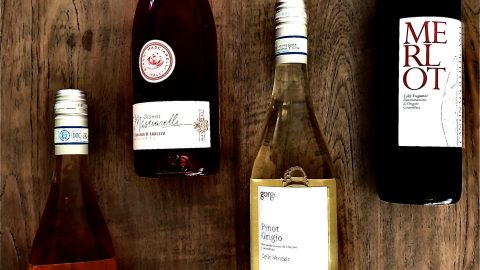 Ein Ausflug in die Weinwelt Italiens