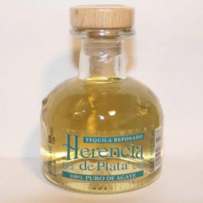 Herencia de Plata Tequila Reposado - Probierflasche