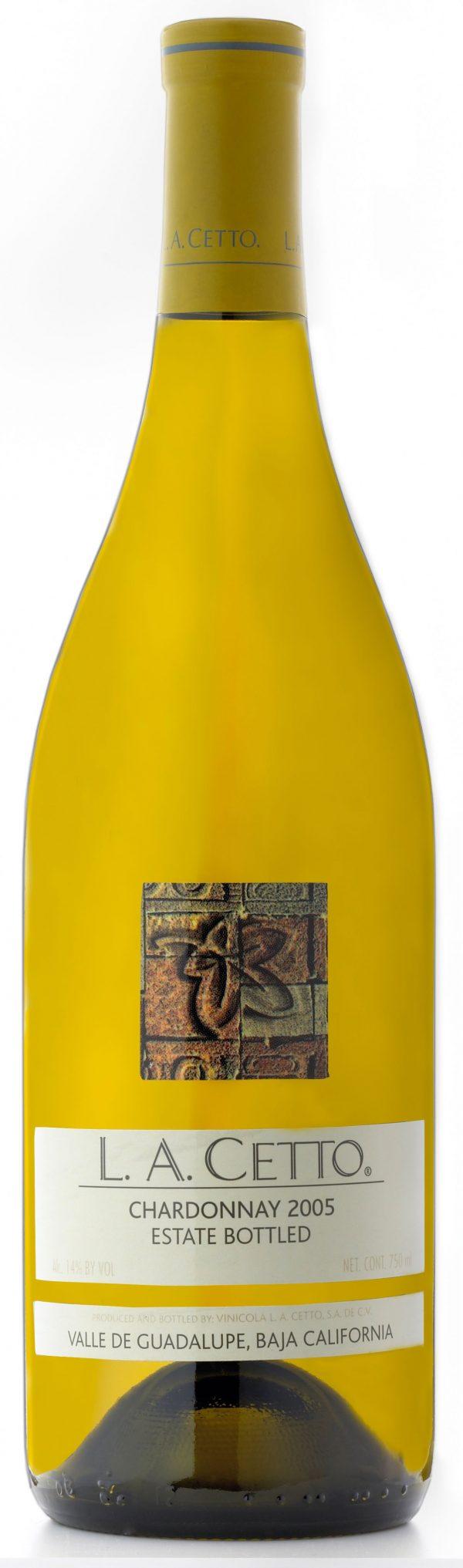 Wunderbar fruchtiger Chardonnay aus Mexico