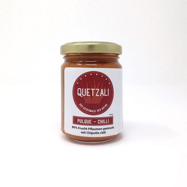 mexikanische salsa mit pulqe