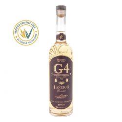 Leckerer G4 Tequila Añejo 40% | Camarena