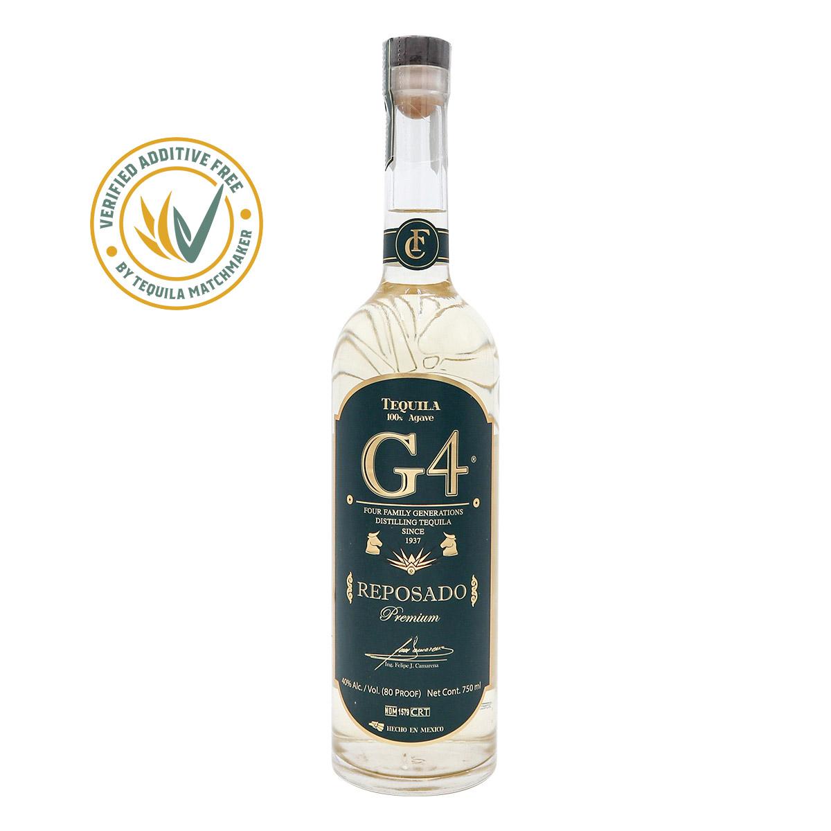 Köstlicher Tequila Reposado G4 | Camarena