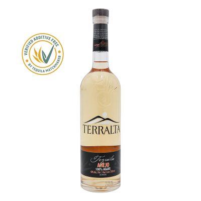 Bester Tequila Terralta Añejo 40% | Felipe Camarena