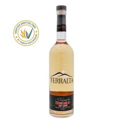 Terralta - Bester Tequila Extra Anejo der Marke Camarena