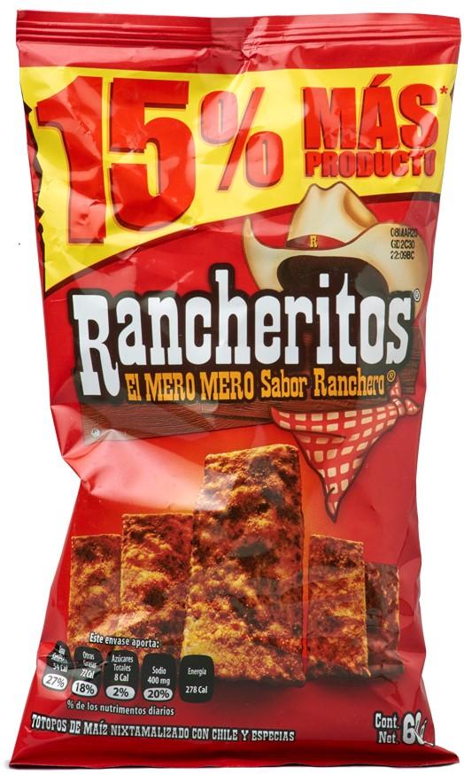 mexikanischer Mais Snack