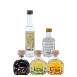 Tequila Mezcal klein