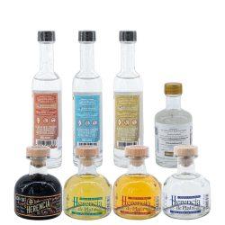 Tequila-Mezcal Tasting Set