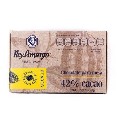 Tolle Trinkschokolade aus Mexiko mit extra Stevia