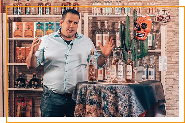Exklusives Online Tequila-Tasting - Jetzt buchen!
