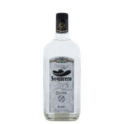 Sombrero Tequila Silver 38%